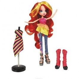 My Little Pony Equestria Girls  - Panenka s módními doplňky Sunset Shimmer