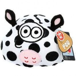 Plyšová postavička Rovio POU se zvukem 13cm kráva
