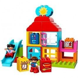 LEGO DUPLO 10616 Moje první stavebnice, Můj první domeček na hraní