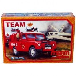 Monti system 03 - Team 21 Land Rover měřítko 1:35