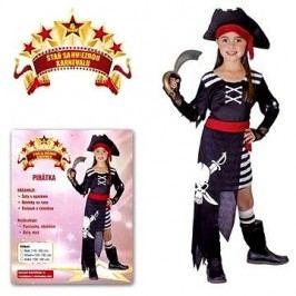 Kostým Pirátka vel. S