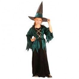 Šaty na karneval - Malá čarodějka vel. M