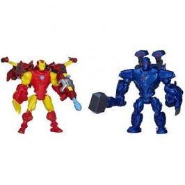 Avengers Hero Mashers - Iron man vs. Iron monger