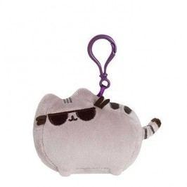 Pusheen - Plyšová kočka s brýlemi