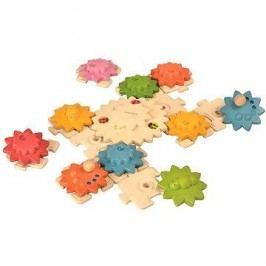 Puzzle - Ozubená kola
