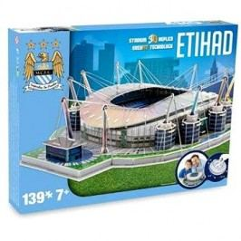 3D Puzzle Nanostad UK - Etihad fotbalový stadion Manchester City
