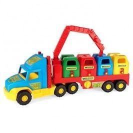Wader - Super Truck Popeláři