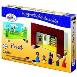 Magnetické divadlo - Hrad