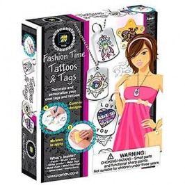 Fashion Time - Výroba tetování a přívěsků