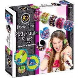 Fashion Time - Výroba prstýnků
