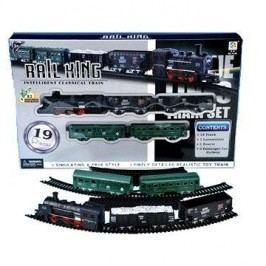 Vlak se 4 vagóny