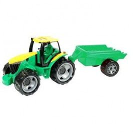 Lena Traktor plast bez lžíce a bagru s vozíkem