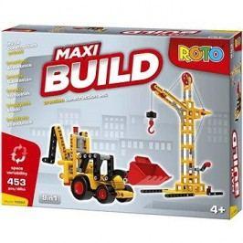 ROTO maxi - Build