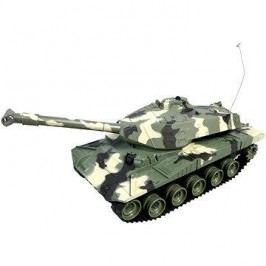 Tank na ovládání s pásy