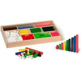 Dřevěné školní pomůcky - Počítací tyčinky