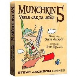 Munchkin 5. rozšíření – Vedle jak ta jedle