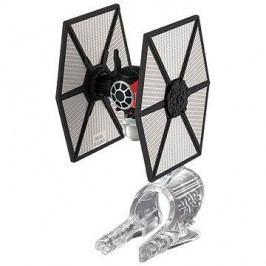 Hot Wheels - Star Wars hrací set s hvězdnou lodí Tie Fighter