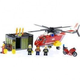 LEGO City 60108 Hasiči, Hasičská zásahová jednotka