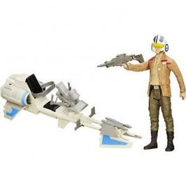 Star Wars Epizoda 7 - Speeder Bike a vozidlo