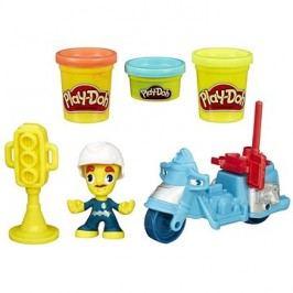 Play-Doh Town - Policejní vozidlo