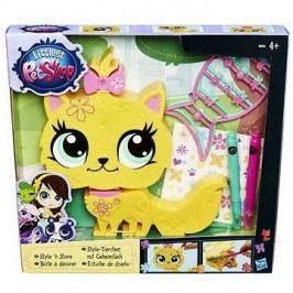 Littlest Pet Shop - Dekorativní zvířátko žluté