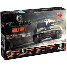 Italeri World of Tanks 36502 – Pz. Kpfw.VI Tiger I