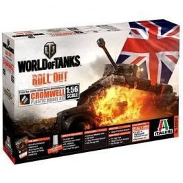 Italeri World of Tanks 56504 – Cromwell