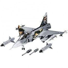 Revell Model Kit 04999 letadlo – Saab JAS-39C Gripen