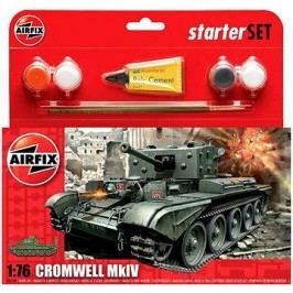 AirFix Starter Set A55109 tank – Cromwell MkIV