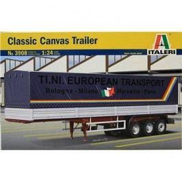 Italeri Model Kit 3908 návěs – Classic Canvas Trailer