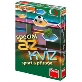 AZ Kvíz - Sport a příroda