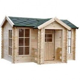 Dětské dřevěný domek CUBS - Villa M520