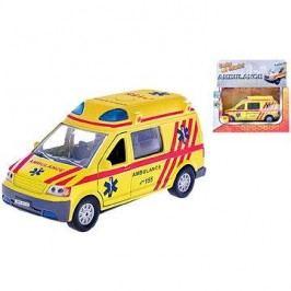 Ambulance se světlem