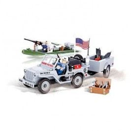 Cobi Jeep Willys MB US Navy