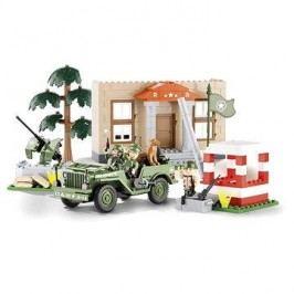 Cobi Jeep Willys MB Kasárny