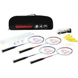 Donnay Badminton set červený
