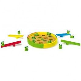 Kloboučku hop - Skákavé žáby