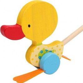 Tahací hračky - Kolébavá kachna Tine