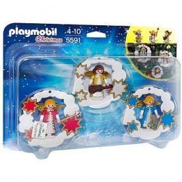 Playmobil 5591 Vánoční dekorace s Andílky