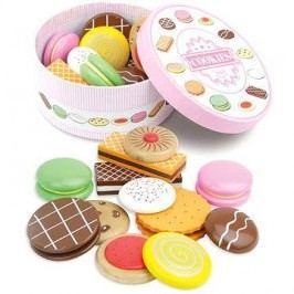 Set dřevěných sušenek