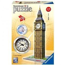 Big Ben s hodinami