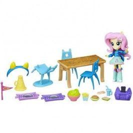 My Little Pony Equestria Girls - Tematický hrací set Cafetéria