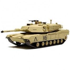 Tank U.S. M1A1 Abrams Desert Yellow 1:72