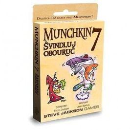 Munchkin 7. rozšíření – Švindluj obouruč