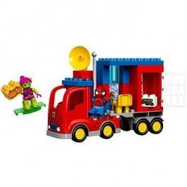 LEGO Duplo 10608 Spider-man dobrodružství s kamionem