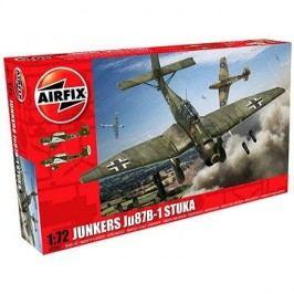 Airfix Model Kit A03087 letadlo – Junkers Ju87B-1 Stuka
