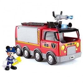 Mickey Mouse hasičské vozidlo s figurkou