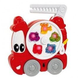 Simba Hasičské auto se zvuky a světly, s držadlem