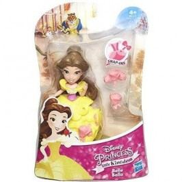 Disney Princess – Mini Panenka s doplňky Fashion Change Belle