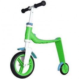 Scoot and Ride Highwaybaby zeleno-modrá
